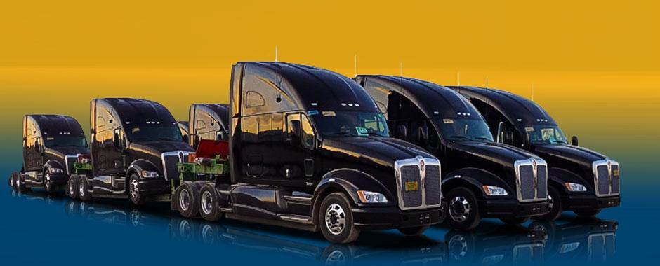 saddle mount trailer, 3 way saddle, jht holdings, Driveaway Transportation Services